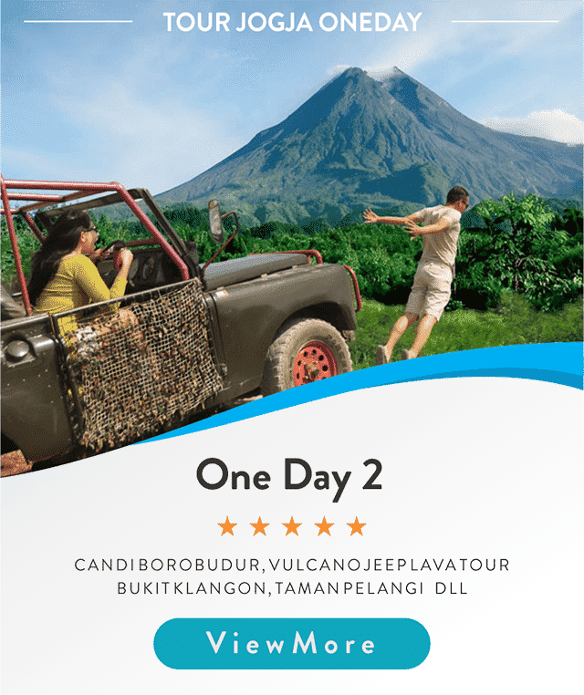 paket tour jogja one day